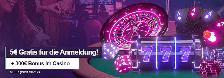 Betzest Casino Bonus für Neukunden mit Bonus ohne Einzhalung