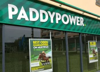 Paddy Power opens stores in England and Ireland