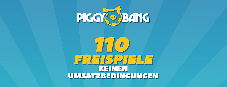 Piggy Bang Casino Bonus