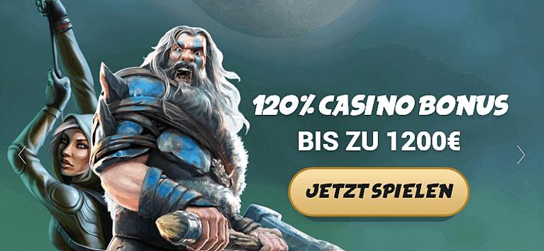 Svenbet Casino Bonus für Neukunden