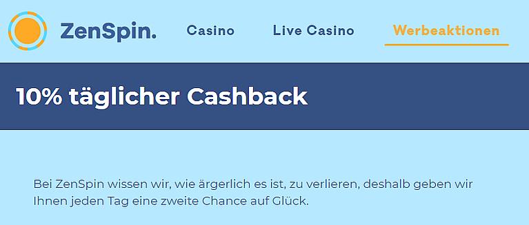 Cashback Bedeutung