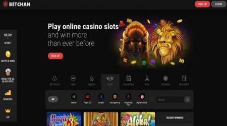 Betchan Slot Games Canada.