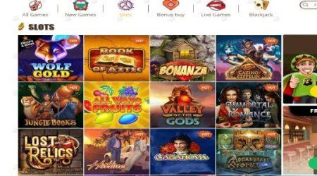 Bob Casino Slots Games.