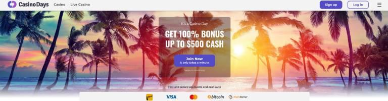 Casino-days-bonus