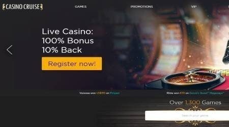 Casino cruise live casino.
