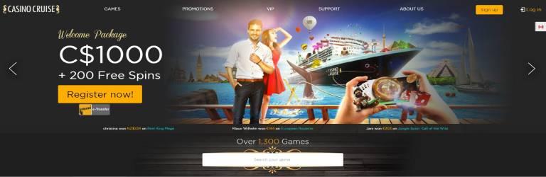 Casino-cruise-welcome-bonus