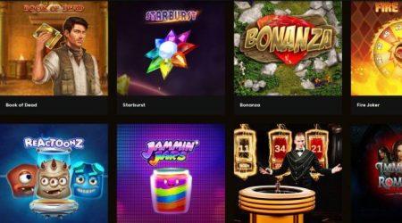 Gogo casino online-kasinopelit
