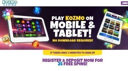 kozmo mobile and tablet