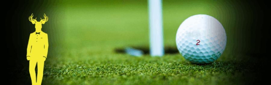 Lenny Golf Banner