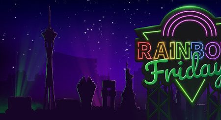 Mr Vegas Casino Rainbow Fridays