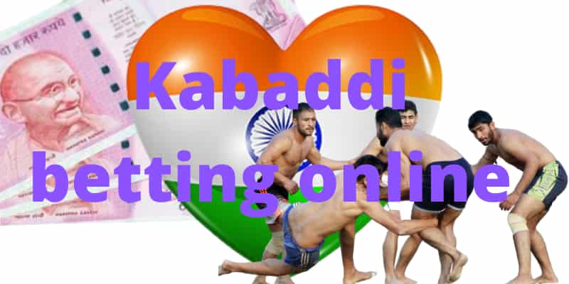 Bet on Kabaddi online.