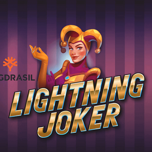 Lightning Joker Casino Slot Beitragsbild