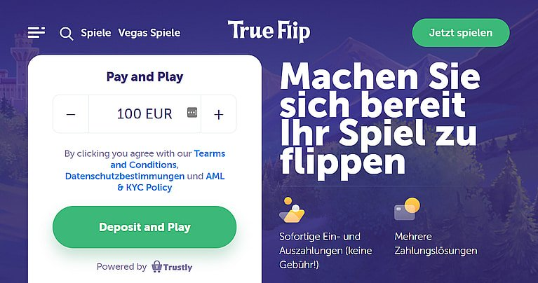 TrueFlop Bonus