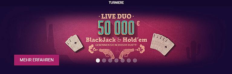 VBet Casino Live Casino mit Bonus