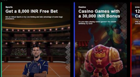 Librabet Casino Homepage Screenshot India