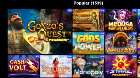 Librabet Casino Game Selection