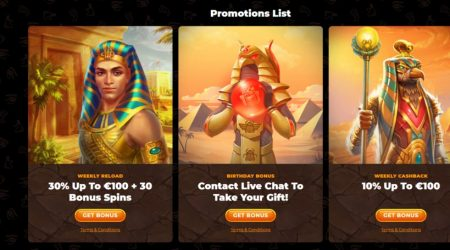 amunra casino promotions