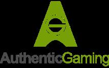 Authentic Gaming Live Casino Provider Logo