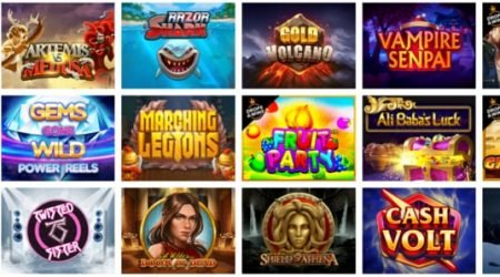 evolce casino games