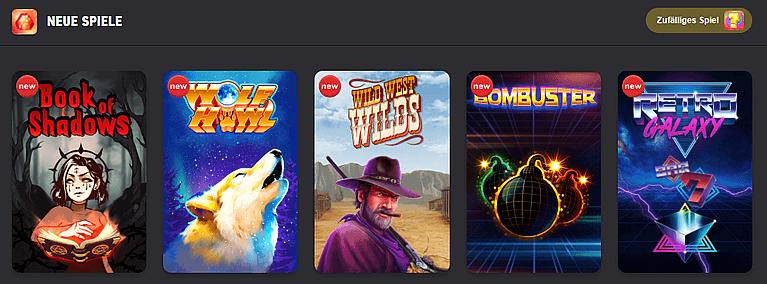 FEZbet Casino Spiele