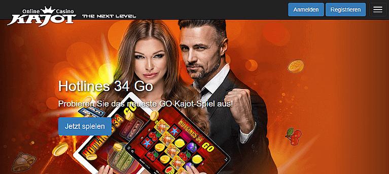 Kajot Casino Spiele