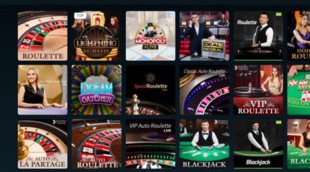 megaslot casino live games