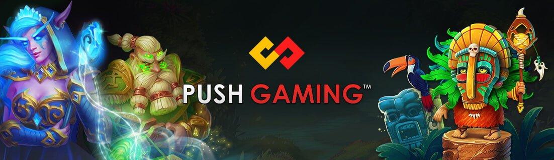 Push Gaming Banner