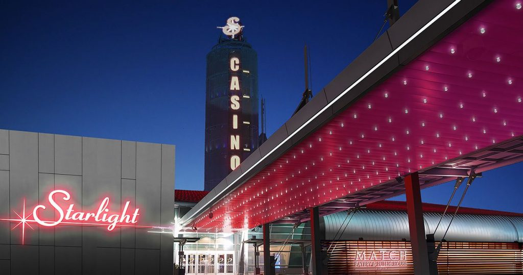 No Open Date set for $75M Starlight Casino London