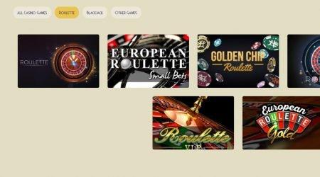 Casinolab table games