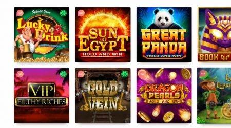 Casino Rocket slots