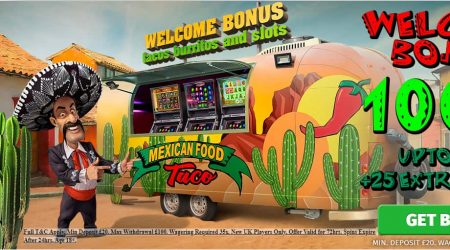 Chilli Spins casino welcome offer