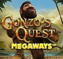 Gonzos Quest Megaways Slot Beitragsbild