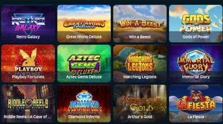 Rush Casino slots
