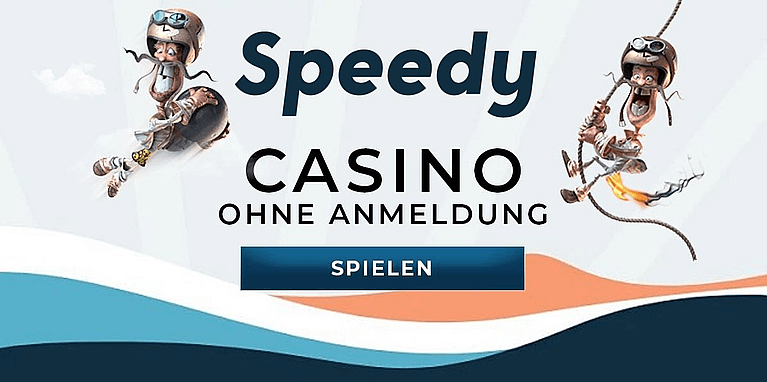 Speedy Casino ohne Anmeldung