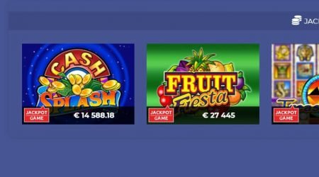 Spin Lovers jackpot slots