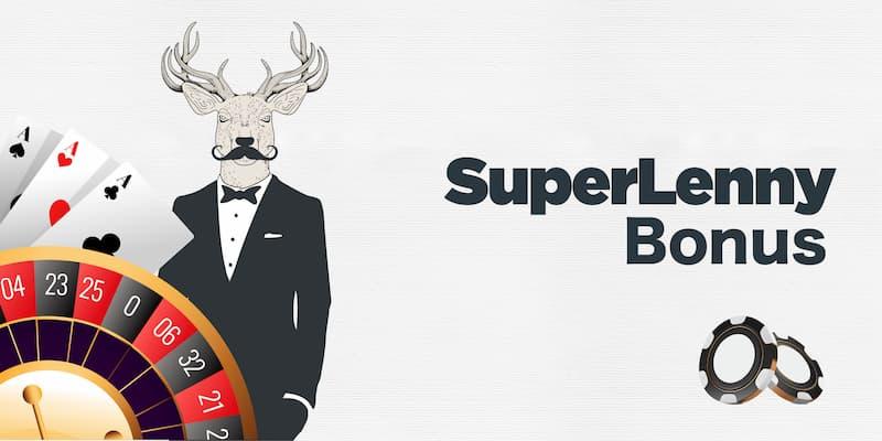 SuperLennyn parhaat kasinobonukset