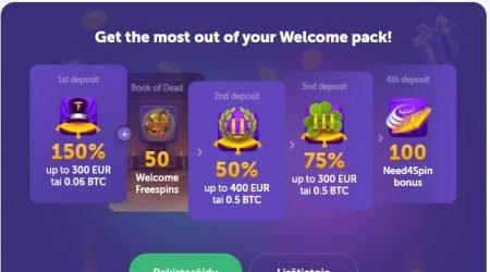 True Flip welcome offer