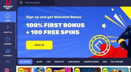 InstantPay Welcome Bonus Offer
