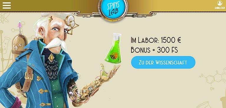 SpinsLab Bonus