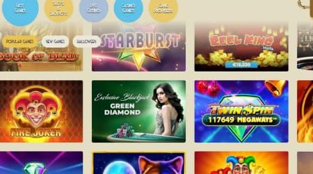 Casino Lab Casino games offer