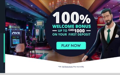Jonny Jackpot welcome bonus