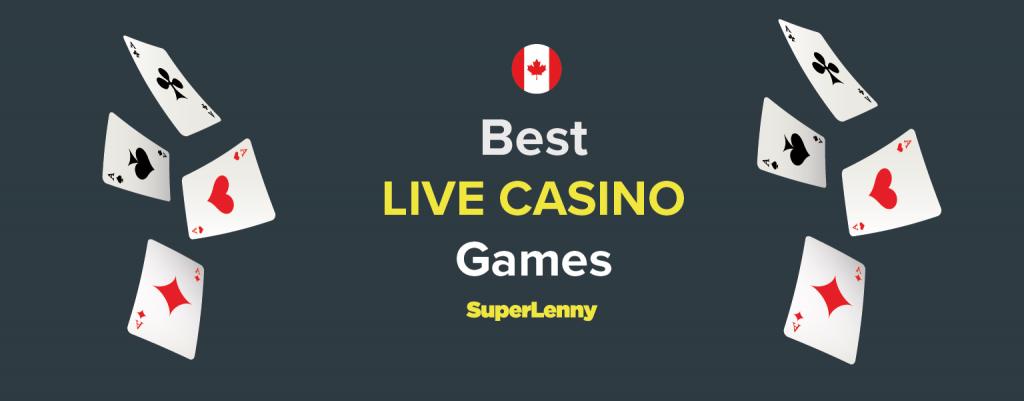 Best Live Casino Games Canada