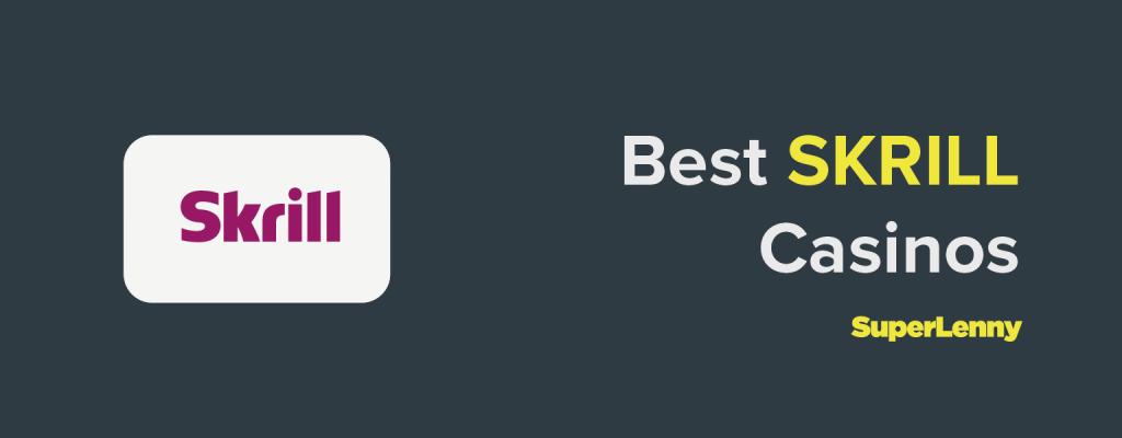 Best Skrill Casinos Canada