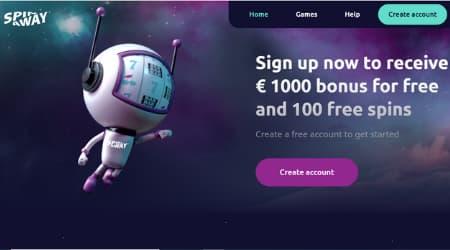 SpinAway Online Casino