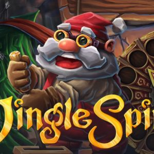 Jingle Spins Cover
