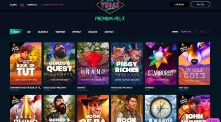 neon vegas online-kasinopelit