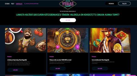neon vegas online kasino
