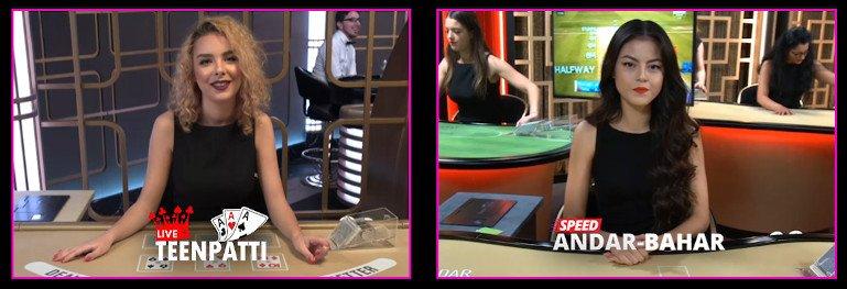 Lucky Niki India Live Casino Games