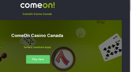 Come On! Online Casino