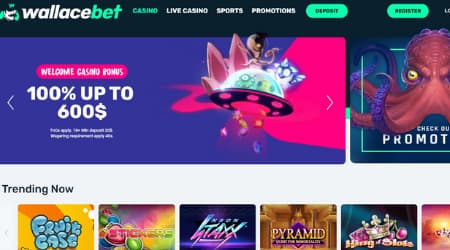 Wallace Bet Online Casino